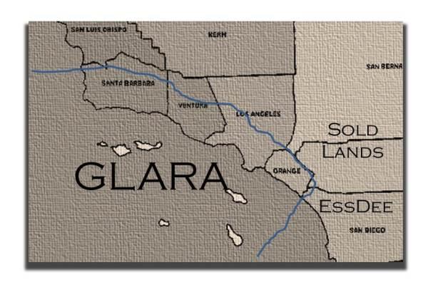 GLARA Map3